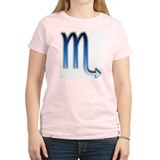 Scorpio - Sign of the Scorpion Women's Pink T-Shir