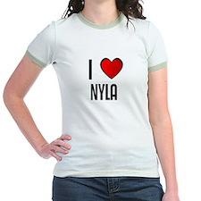 I LOVE NYLA T