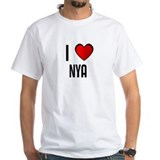 I LOVE NYA Shirt