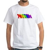 Rainbow Airedale Terrier Shirt