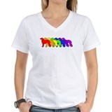 Rainbow Borzoi Shirt