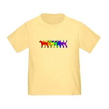 Rainbow Foxhound T