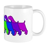 Rainbow Springer Small Mugs