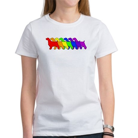 Rainbow Springer Women's T-Shirt