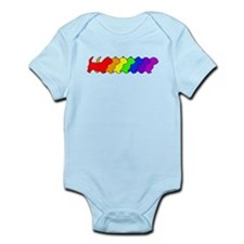 Rainbow Glen Infant Bodysuit