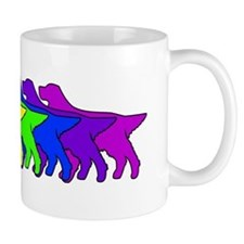 Rainbow Gordon Mug