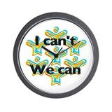 I can't we can Wall Clock