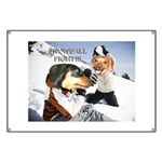 Snowball Fight Banner