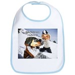Snowball Fight Bib