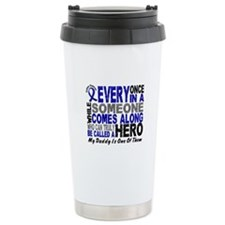 HERO Comes Along 1 Daddy CC Ceramic Travel Mug