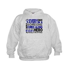 HERO Comes Along 1 Daddy CC Hoodie