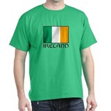 """Ireland Flag"" T-Shirt"