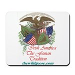Irish America: The Fenian Trad-Mousepad