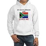 My SOUTH AFRICAN DAD Loves Me Jumper Hoody