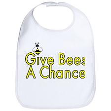 Unique Bee sayings Bib