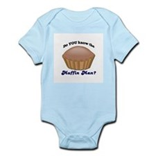 Muffin Man Infant Creeper