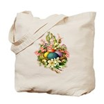 Springtime Easter Basket Tote Bag
