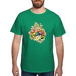 Springtime Easter Basket Dark T-Shirt