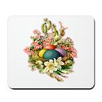 Springtime Easter Basket Mousepad