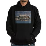 alcatraz island Hoodie