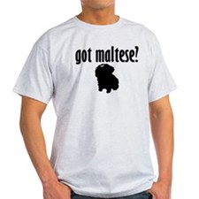 Got Maltese? (1) T-Shirt