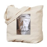 Greek Mathematician Pythagoras Tote Bag