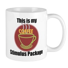 Stimulus Package Coffee Mug