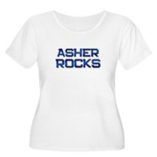 asher rocks T-Shirt