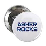 "asher rocks 2.25"" Button (10 pack)"