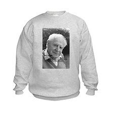 Philosophy Karl Popper Kids Sweatshirt