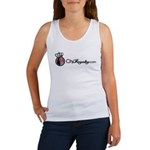 CityRoyalty.com Signature Women's Tank Top