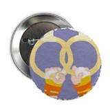 "Men's Gymnastics 2.25"" Button (10 pack)"