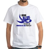 I Wear Blue For My Daughter-In-Law 33 CC Shirt