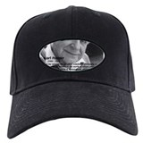 Open Society: Karl Popper Baseball Hat