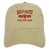 World's Greatest Polish Dad Baseball Cap
