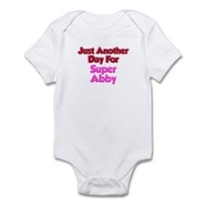 Another Day Abby Infant Bodysuit