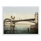 Bridges of Europe Calendar