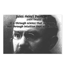Theoretical Science Poincare Postcards (Package of
