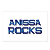 anissa rocks Postcards (Package of 8)
