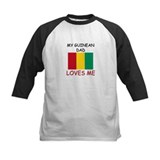 My GUINEAN DAD Loves Me Tee