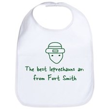 Fort Smith leprechauns Bib