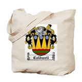 Caldwell Coat of Arms Tote Bag