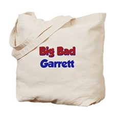 Big Bad Garrett Tote Bag