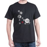 Funny Japanese family crest T-Shirt