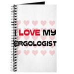 I Love My Ergologist Journal