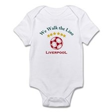 We Walk the Line Infant Bodysuit
