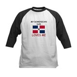 My DOMINICAN DAD Loves Me Tee
