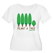 Plant A Tree - Arbor Day T-Shirt