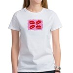 MANY LIPS Women's T-Shirt