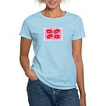 MANY LIPS Women's Light T-Shirt